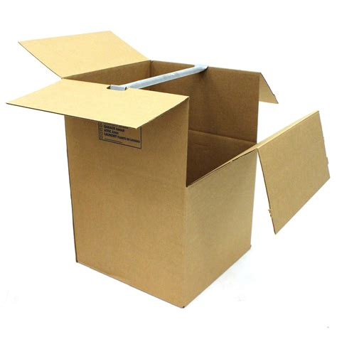 wardrobe cardboard box shop large cardboard wardrobe moving box actual 24 812
