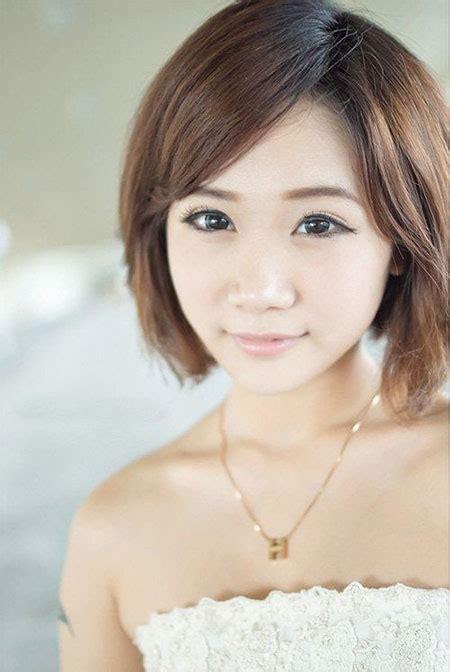hairstyles cute bangs gorgeous cute short hairstyles with bangs hairstyles
