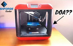 Image result for Broken 3D Printer