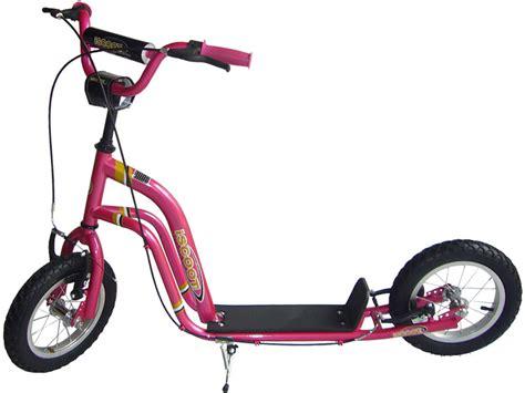 kids scooter with big wheels boy girl kids push scooter bike fun bmx ride on ebay