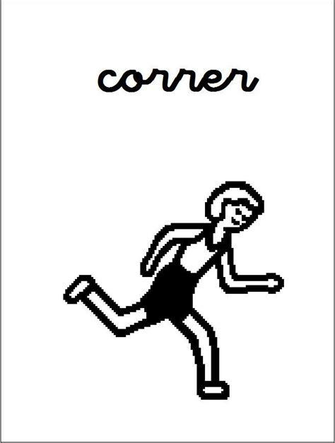 imagenes en blanco y negro de verbos correr 2 wchaverri s blog