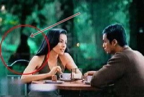 film misteri bangku kosong hii ada penakan mahluk halus di 7 iklan tv indonesia