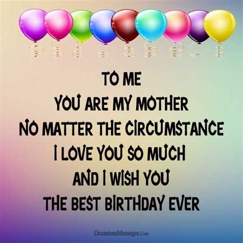 Happy Birthday Quotes To My Step Happy Birthday Wishes For Stepmom Occasions Messages