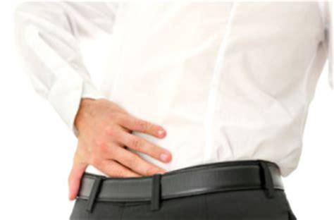 Can A Mattress Cause Hip by What Causes Lower Left Back Back Health Center