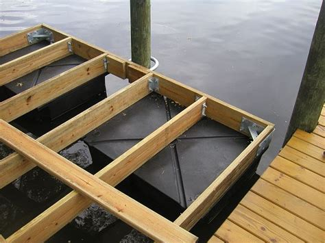 boat building supplies canada dock builders supply floating dock photos page 1