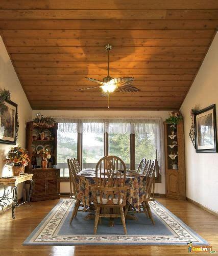 Wood Plank False Ceiling