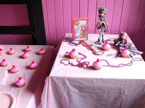 After High Decorations by How To Throw A Tale Everafterhigh