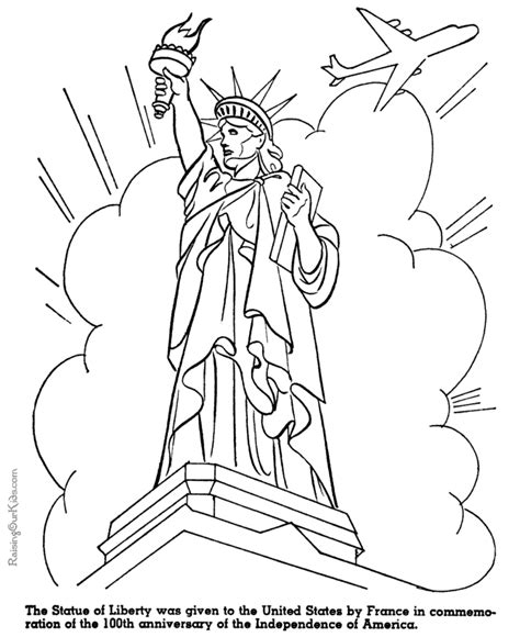 coloring pages for us history liberty coloring pages freecoloring4u