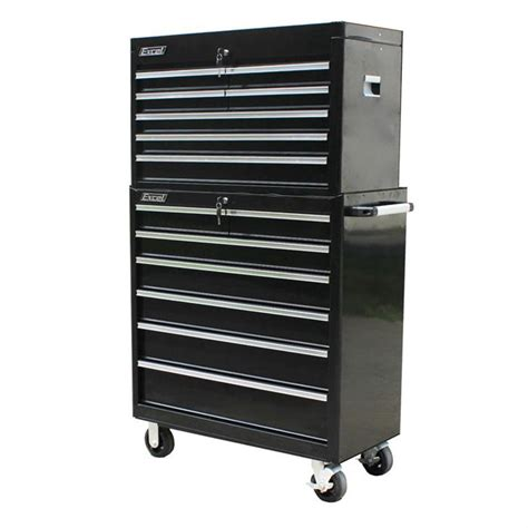 Combo Cabinet by Excel 36 Quot Top Chest Roller Cabinet Combo