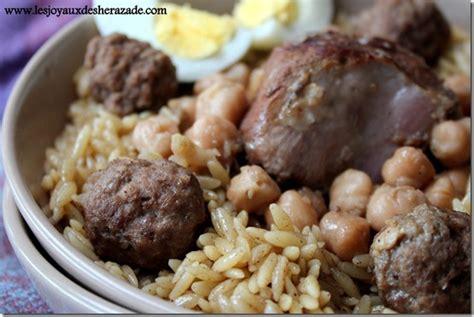 recette cuisine cor馥nne tlitli recette alg 233 rienne les joyaux de sherazade