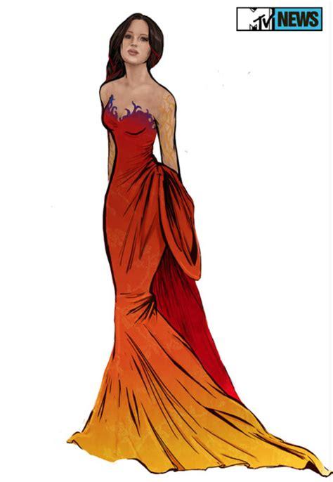 Katniss Dress Midi katniss everdeen on dress www imgkid the