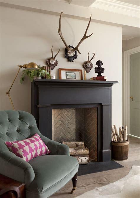 black fireplace mantle best 25 black fireplace mantels ideas on