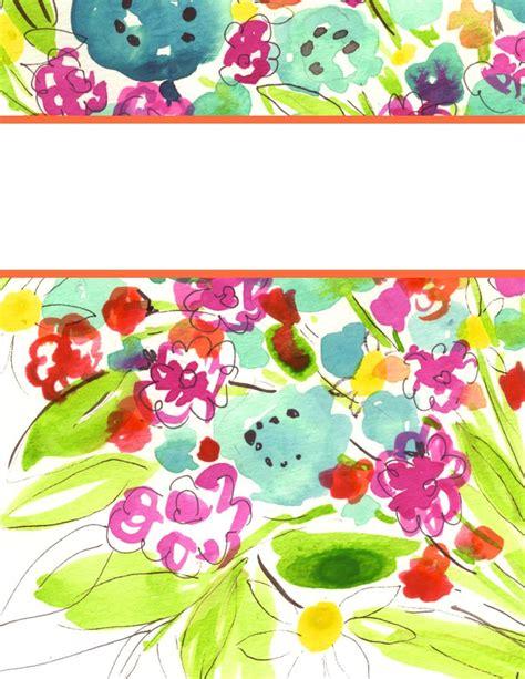 vera bradley printable binder covers the gallery for gt binder cover templates vera bradley