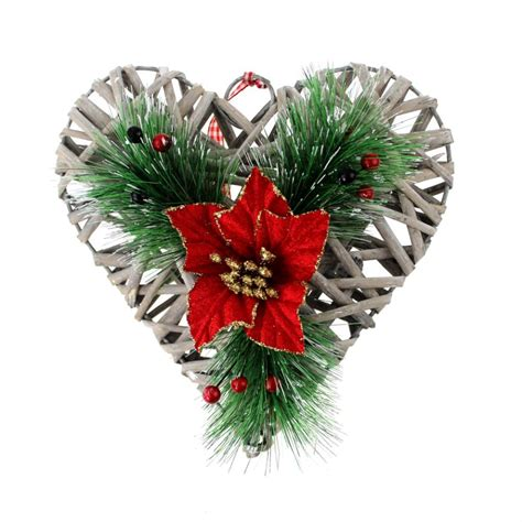 28 best discount christmas wreaths artificial flowers