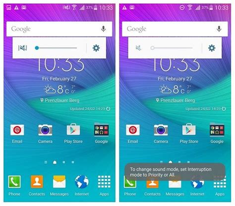 Samsung Note 3 Vibrate On how to get silent mode on galaxy note 4 note 3 and s4