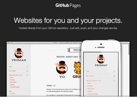 tutorial github pages tutorial github page hosting gratis untuk website statis