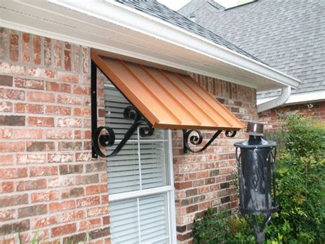 Awnings Metal by 17 Best Ideas About Metal Awning On Front Door