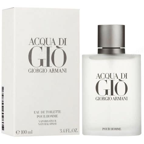 Parfum Giorgio Armani Aqua Di Gio Original 100 fragrances perfumes giorgio armani acqua di gio pour homme edt 100ml