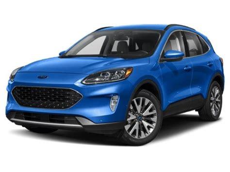 ford stock forecast 2020 2020 shadow black ford escape titanium hybrid