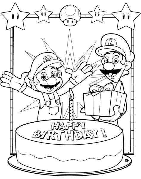 Mario Coloring Pages Printable Super Mario Bros Coloring Pages Coloring Pages by Mario Coloring Pages Printable