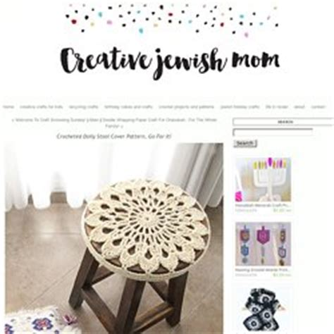 Newborn Stool Patterns by סריגה Pearltrees