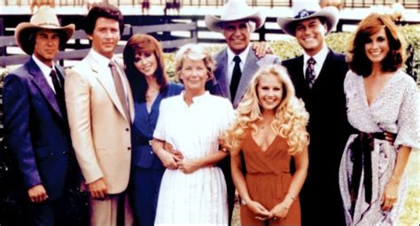dallas tv series women 10 most popular tv series of all time