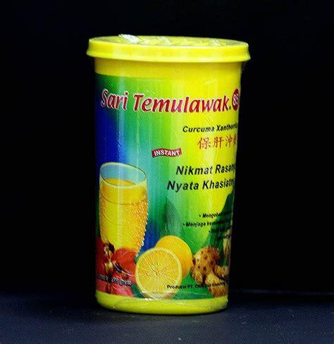 Sari Temulawak Sari Temulawak 85 Instant Drink Honey Lemon Sealed Cup