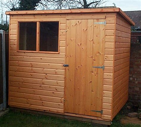 Pent Sheds by Pent Sheds In Essex Wrights Sheds Ltd
