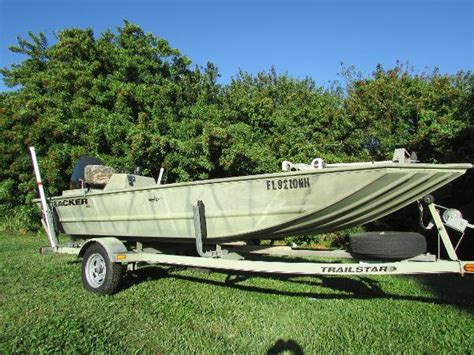 tracker boats for sale in florida 1990 tracker 1648 boats for sale in florida