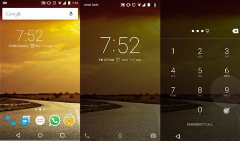 android 5 1 features android 5 1 features swipe to unlock from lock screen wi fi bluetooth tweaks clock and auto