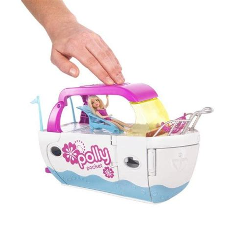 polly pocket boat polly pocket ultimate party boat playset buy online in