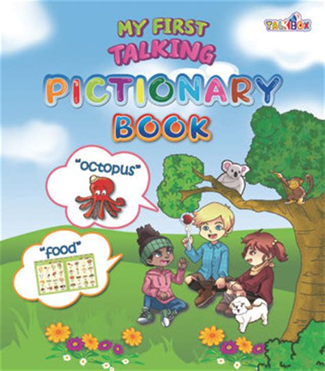 talking pictures book my talking pictionary book from talk box education