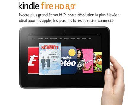 format video kindle fire la tablette amazon kindle fire hd au format 8 9 pouces est