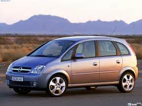 Opel Meriva Specs Opel Meriva 1 7 2003 Auto Images And Specification