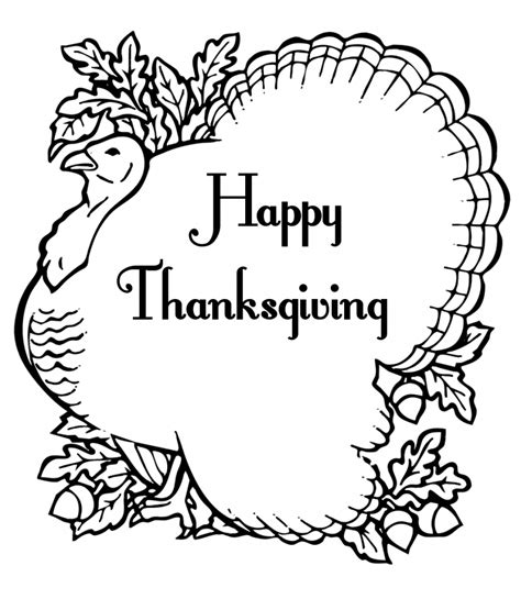 turkey coloring pages images free printable thanksgiving coloring pages for kids