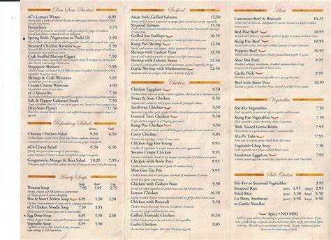 asia grand restaurant new year menu menu of ec s asian station restaurant grand
