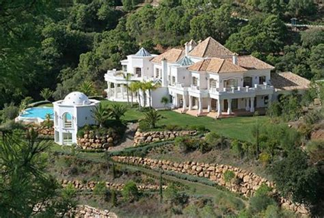 2 Car Garage Apartment Plans by 31 000 Square Foot Mega Mansion In Marbella Spain Homes