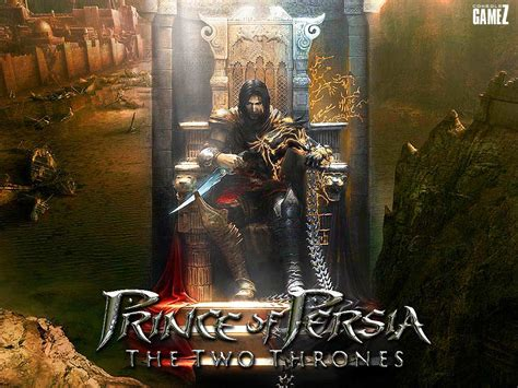 prince of persia the two thrones pc game free full version prince of persia the two thrones wallpapers wallpaper cave