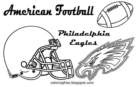 nfl eagles coloring pages philadelphia eagles coloring pages murderthestout