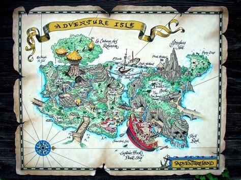 adventure map a california disneyland fan s view of disneyland