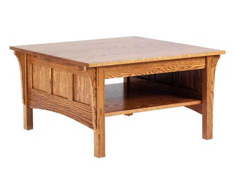 amish upholstery shaker coffee table amish furniture designed