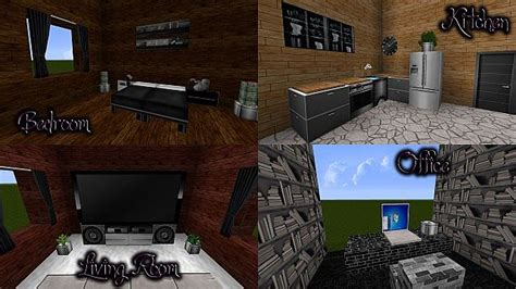 Minecraft Home Design Texture Pack Smooth Realistic Resource Pack 1 10 2 1 7 10 File