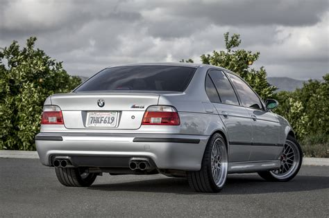 bmw e39 the bmw e39 m5 is an epitome of clean and