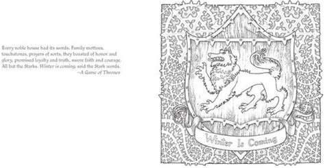thrones coloring book guide product detail page barnes noble 174