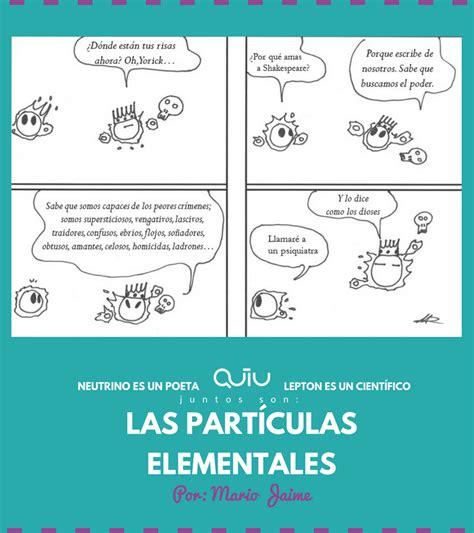 las particulas elementales shakespeare y las part 237 culas elementales quiu