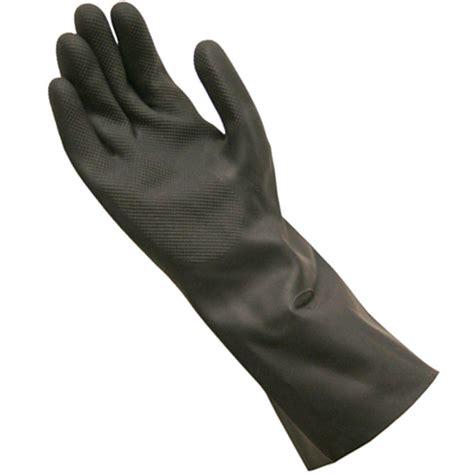 Model Kitchen Gloves Grease Monkey Cuff Medium Neoprene Cleaning Gloves