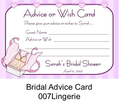 Bridal Shower Advice by Bridal Shower Bridal Wedding Shower