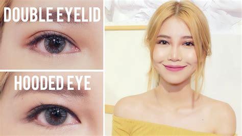 Salsa Eyelid Make Up Glue hooded eye to eyelid l glue vs