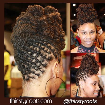 dreadlocks hairstyles 2013 101 ways to style your dreadlocks art becomes you