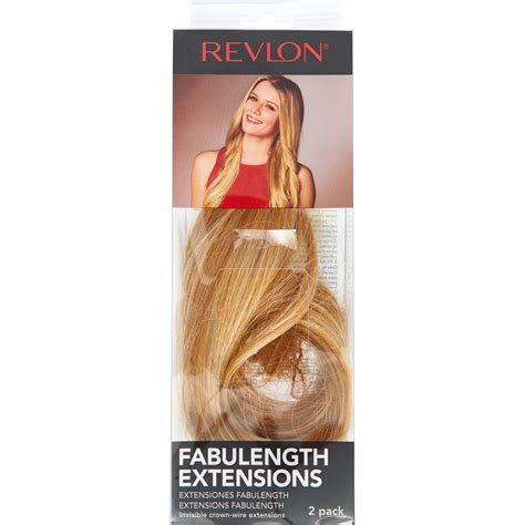 how to put on revlon ready to wear fabulength 18 inch extensions amazon revlon ready to wear fabulength 18 inch extensions